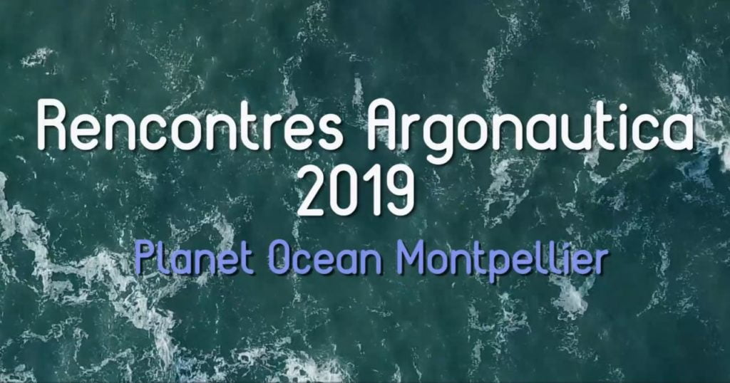 Rencontres Argonautica 2019